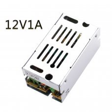 12v 1A Dc Universal Regulated Switching Power Supply 12W for CCTV, Radio, Computer Project, Led