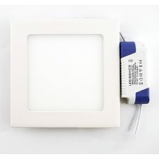 12w LED Panel Light square- Ceiling Flat Panel Downlight Lamp 6000k cold white