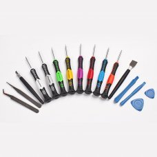 16 IN 1 open tool kit FOR OPEN AND REPAIR MOBILE PHONES