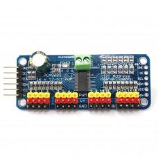 16-Channel 12-bit PWM/Servo Driver - I2C interface - PCA9685 [COMPATIBLE ARDUINO]