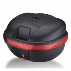 25 L Premium Universal-top box for motorcycles / scooters mod-YM-0998C-black