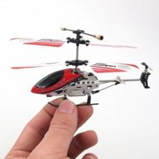 3 Caniveaux Système de Châssis Métallique RC Mini Hélicoptère avec lumières LED