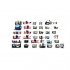 37-in-1 Kit de modules Mega pour capteurs compatibles Arduino