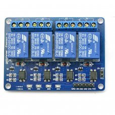 4-Channel 5V Relais Module pour Arduino DSP AVR PIC ARM[Compatible Arduino][Arduino