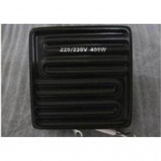 Achi Ir6000 chauffe-eau supérieur 80x80 400w