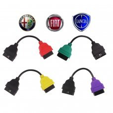 Adaptateur a1 + a2 + a3 + a4 POUR MULTIECUSCAN FiatECUScan FIAT ALFA ROMEO LANCE OBD II 2