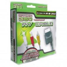 AV Câble pour Xbox 360