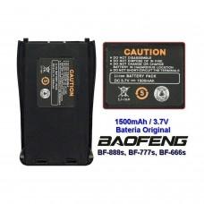 Baofeng  battery 1500 mah para BF-888S/777s/666s
