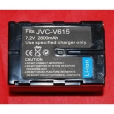 Remplacement des piles pour JVC BN-V615