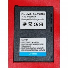Remplacement des piles pour JVC BN-VM200