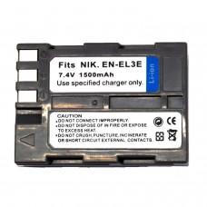 Remplacement des piles pour NIKON EN-EL3E
