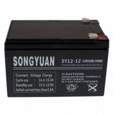 Lead  Battery 12V / 12Ah SY12-12  NP12-12  FG21202 LC-RA1212PG1  NP12-12 S312/12SR