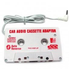 Adaptateur de cassette de voiture pour Apple iPod/Discman/Mp3 Player etc.