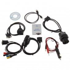 Chip Tunning ECU KWP2000 Plus ECU REMAP Flasher OBD OBD2 Outil de diagnostic OBD2