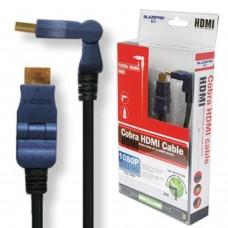 Câble HDMI cobra PS3/XBOX360 (câble haute définition)