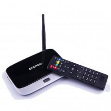 CS918 Android 4.4 Lecteur TV Box RK3188 Quad Core 2GB / 8GB WiFi 1080P, compatible XBMC
