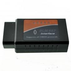 Câble de diagnostic voiture ELM327 Bluetooth OBD2 v1.5