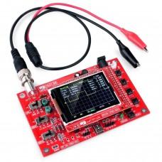 Digital Oscilloscope DSO138 2.4' TFT Digital (1Msps) Assembled + Probe