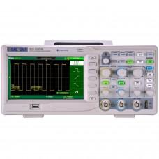 Oscilloscope numérique Siglent SDS1102CNL 100mhz 7