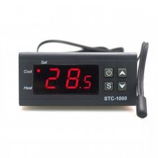 Digital Thermostat 220V STC-1000 Cold and Heat Incubators Aquarium with teemperature probe