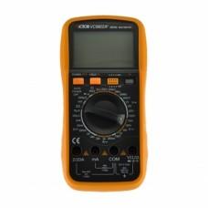 Multimètres numériques VICTOR VC9802A+ VICTOR