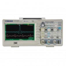 Oscilloscope numérique Siglent SDS1202CNL+ 200mhz 7