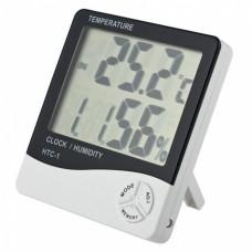 Thermorhygromètre numérique Victor HTC1