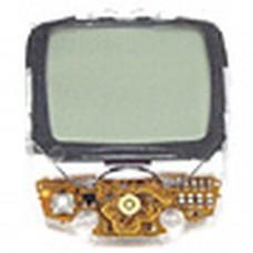 Afficheur Nokia 7110 Complet avec cadre et caoutchouc Condu