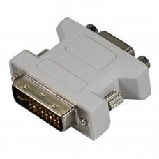 DVI Adaptateur mâle vers VGA femelle