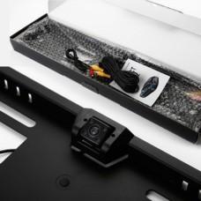 E315 4LED Vision nocturne 4LED Cadre de plaque d'immatriculation de voiture Caméra de recul étanche pour voiture