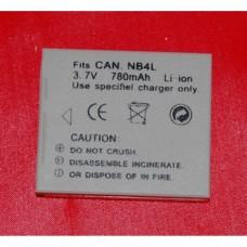 Remplacement pour CANON NB-4L