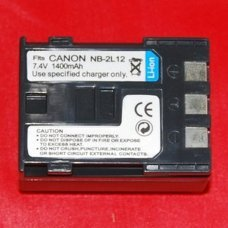 Remplacement pour CANON NB2L12