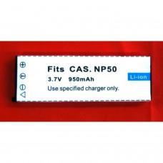 Remplacement pour CASIO NP-50