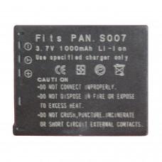Remplacement pour PANASONIC CGA-007E/BCD10