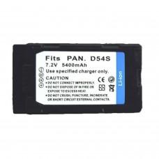 Remplacement pour PANASONIC CGP-D54
