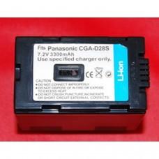 Remplacement pour PANASONIC CGR-D28S/D320