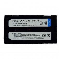 Remplacement pour PANASONIC VBD1/VBD2E