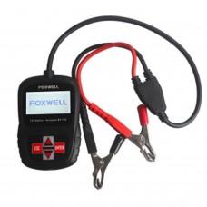 FOXWELL BT100 Testeur de batteries 12V pour voiture Outil de diagnostic pour toutes les voitures