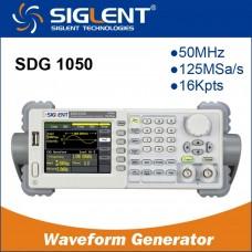 Fonction/Arbitrary Waveform Generator SIGLENT SDG1050 50MHZ Couleur
