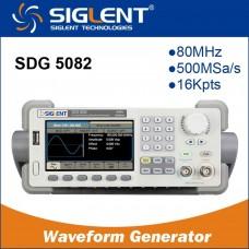 Fonction/Arbitrary Waveform Generator SIGLENT SDG5082 80MHZ Couleur