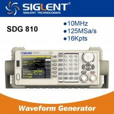 Fonction/Arbitrary Waveform Generator SIGLENT SDG810 10MHZ Couleur