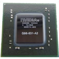 Chipset graphique G86-631-A2 Neuf avec billes de soudure sans plomb