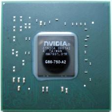 Chipset graphique G86-750-A2 Neuf avec billes de soudure sans plomb