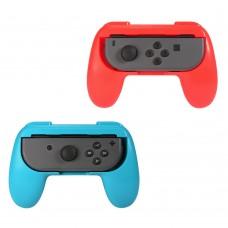 2pcs Poignées pour Nintendo Switch Poignée portable Console de jeu Joy-con Manette gauche droite