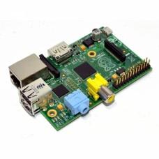 Raspberry Pi Modèle B fonctionnant à 700MHz, avec 512Mb de RAM