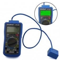 HoldPeak HP-90F Multimètre réseau numérique avec ligne téléphonique et test de câble réseau numérique