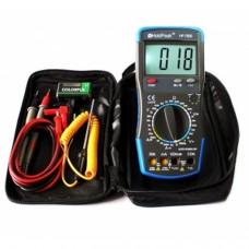 HP-760B HoldPeak Multimètre numérique 20a Capacité LED HFE ° C Ohm à V