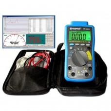 HP-90EPC HoldPeak RMS Auto RMS Multimètre numérique avec test de batterie/valeur min. max. de la batterie