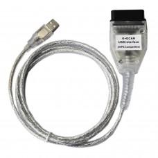 INPA K+DCAN Interface CAN SCANNER EDIABAS OBD OBD OBD2 pour BMW & MINI
