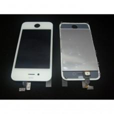 Ecran iphone 4g Lcd avec numériseur tactile et verre prêt à installer